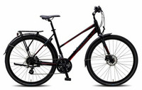 Helkama S1000 50cm 24v, naisten pyörä