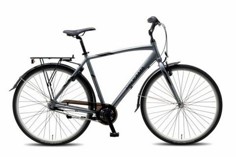 Helkama T7 56cm, miesten pyörä