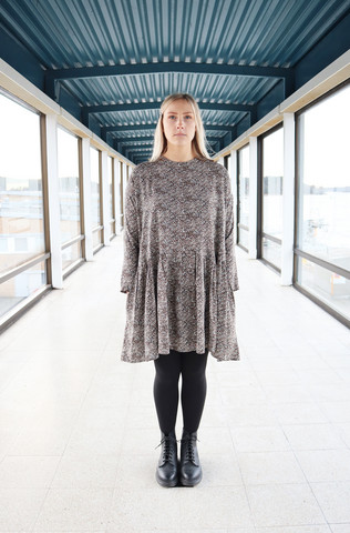 FLIRTY- DRESS, LITTLE LEO