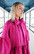 LUSH- DRESS BOW COLLAR, PINK