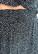 FRILLA PANTS, BLACK and WHITE dots