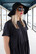 LUSH - DRESS BRODE, BLACK