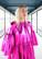 LUSH- DRESS , GLITTER PINK