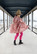 LUSH - BABYDOLL DRESS, LIGHT PINK CHERRY BLOSSOM