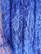 LUSH- LACE GOWN, BLUE