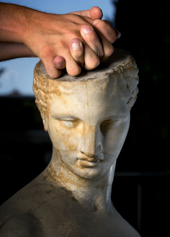 Kenneth Bamberg, Animating a bust (Venus)