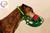 Kenel Kosy kennelkoppa muovisilla tai nahkaisilla remmeillä