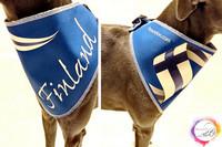 Suomi-huivi, koiralle