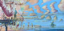 Jalat märkänä Tuulitehtaalla, 2021