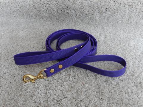 Violetti grippihihna 25mm/340cm
