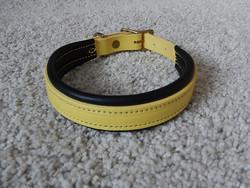 Keltainen nahkapanta