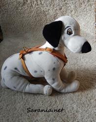 Pienen koiran nahkaiset Y-valjaat