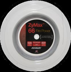 Ashaway ZyMax 66 Fire Power badminton string