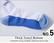 Sport Sock AS-101 blue