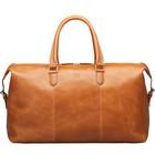 Luton Weekender Bag, Cognac