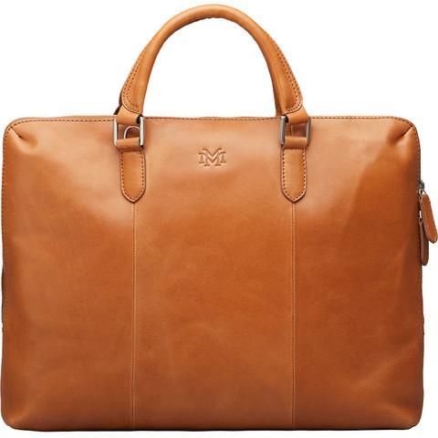 Luton Briefcase -salkku, Cognac