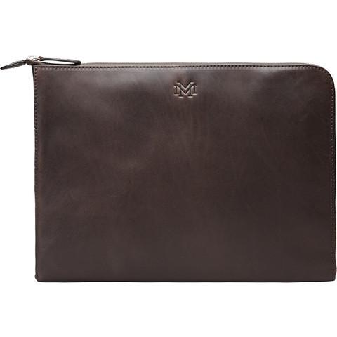 "Luton Laptop Sleeve ""14, Chocolate"