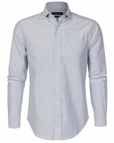 Porto Oxford Stripe Regular Shirt