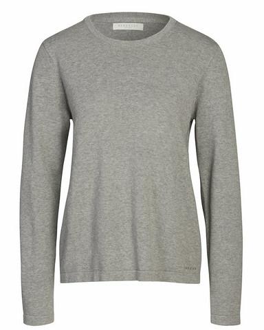 W's Brockton Crew Knit, Grey