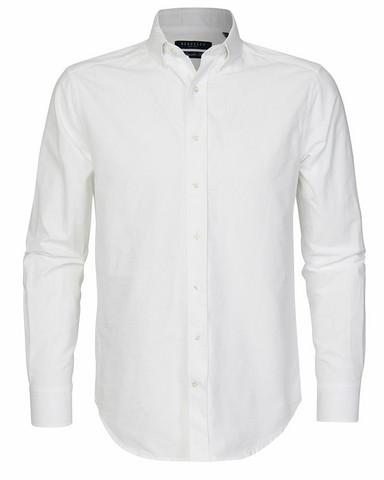 Porto Oxford Regular Shirt, white
