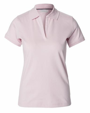 W's Camden Stretch Polo, pink