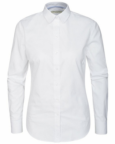 W's Plainfield Tailored Fit, White