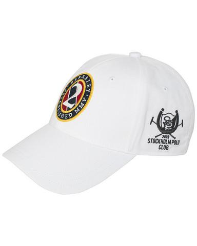 Sthlm Polo Cap, White
