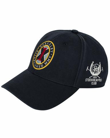 Sthlm Polo Cap, Navy
