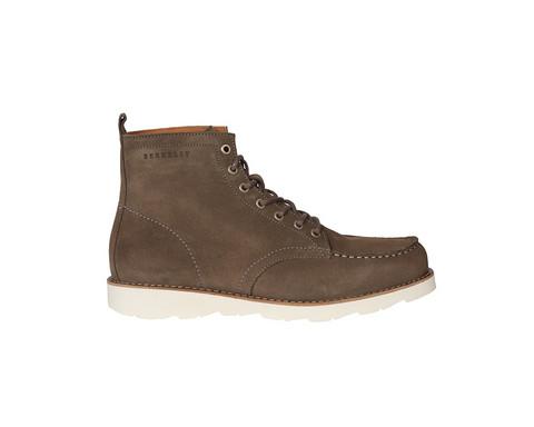 Bari Boot, Khaki Suede