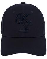 BRKLY Cap, navy/navy