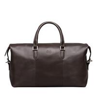 Luton Overnighter Bag, Chocolate