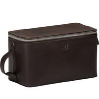 Luton Washbag -toilettilaukku, Chocolate