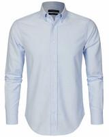 Porto Oxford Tailored Shirt, Lt.blue