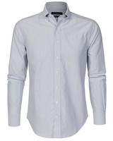 Porto Oxford Stripe Regular Shirt
