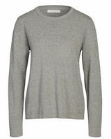 W's Brockton Crew Knit, Grey