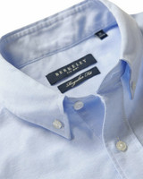 Porto Oxford Regular Shirt, Lt.Blue