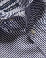 Stripeton Non-Iron kauluspaita, Regular Fit