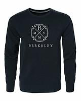 Berkeley Crew Knit, Navy