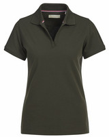W's Camden Stretch Polo, army green