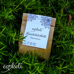 Ecokoti® Konetiskitabletti, tutustumispakkaus