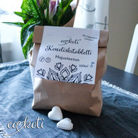 Ecokoti® Konetiskitabletti, reilupakkaus 100kpl