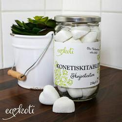 Ecokoti® Konetiskitabletti, aloituspakkaus *Vanha resepti