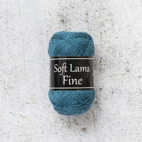 Soft Lama Fine, Svarta Fåret