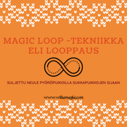 Magic Loop tekniikkapaja -kurssimaksu