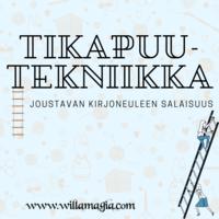 Tikapuutekniikka -kurssimaksu (lokakuu -21)