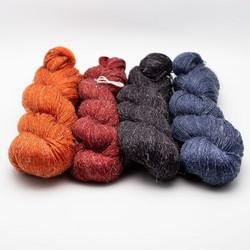 Lazy Linen, Kremke Soul Wool