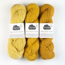 Reborn Wool recycled, Kremke Soul Wool