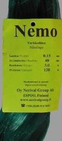 Nemo 0,15 x 40 mm x 5,0 m x 120 m TVIHR