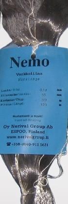 Nemo 0,15 x 45 mm x 10,0 m x 120 m SH