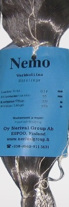 Nemo 0,17 x 60 mm x 6,0 m x 120 m SH